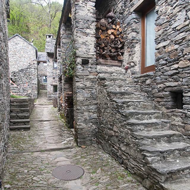Der Dorfkern
